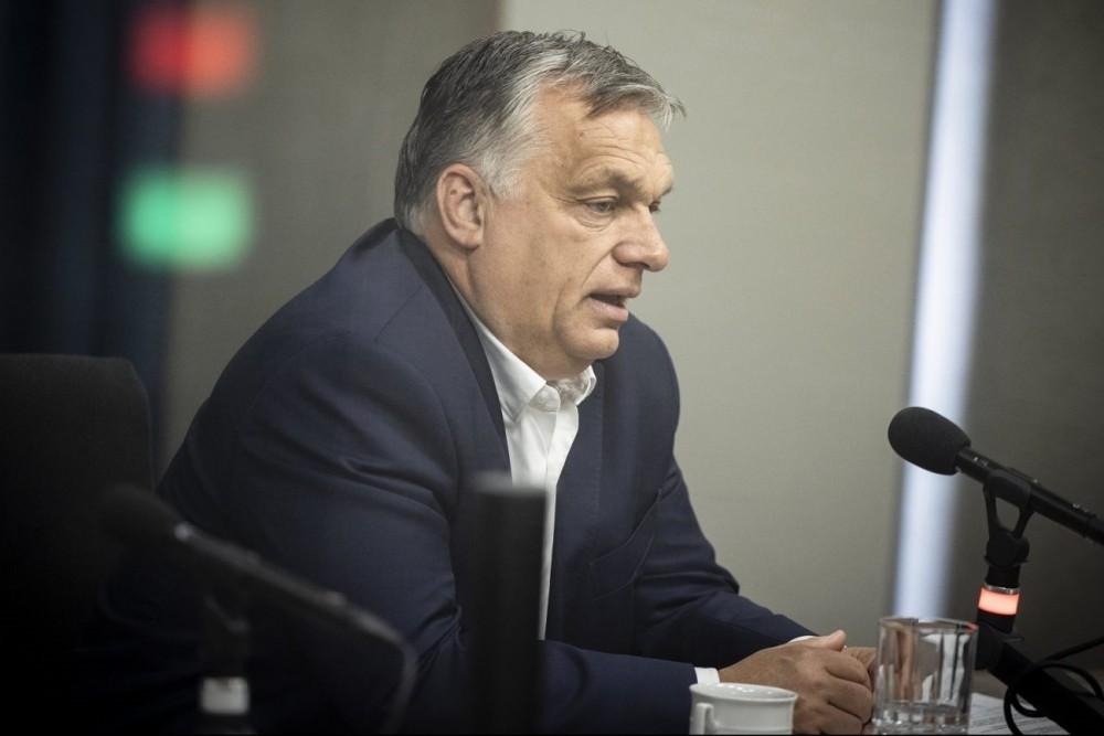Orbán: Az én szülői szabadságomat korlátozza a liberalizmus
