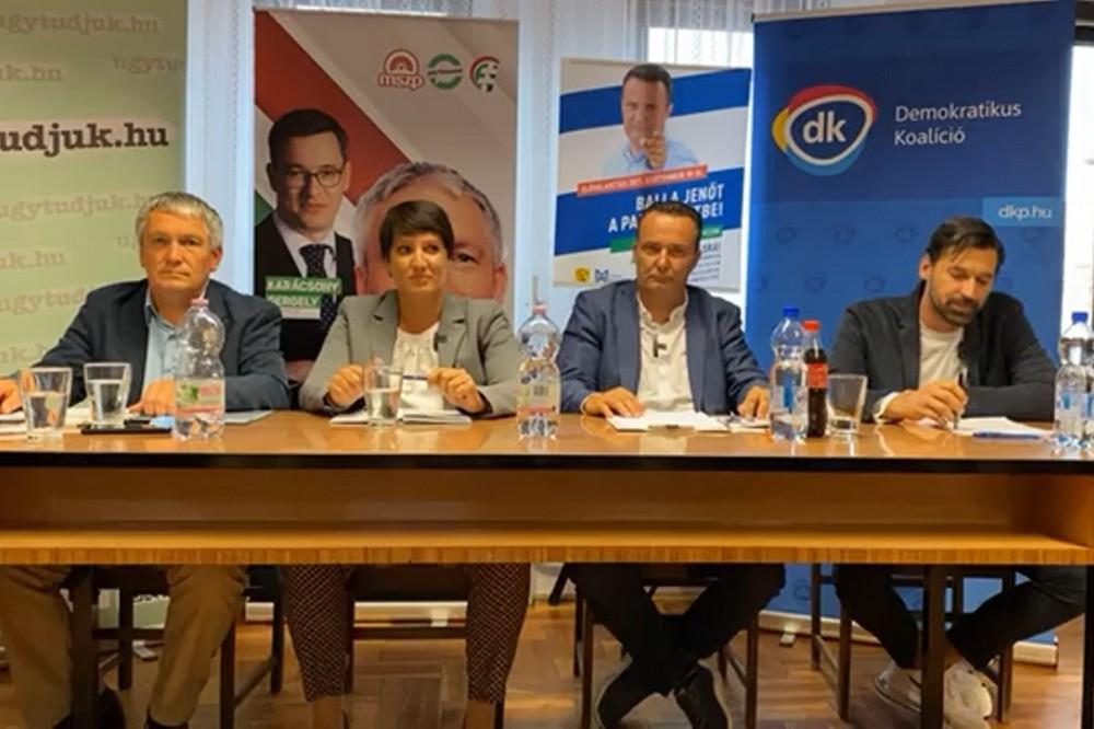 Izgalmasra sikeredett az ellenzék számára nyerhetetlennek tartott Győr 2-es választókörzet előválasztási vitája