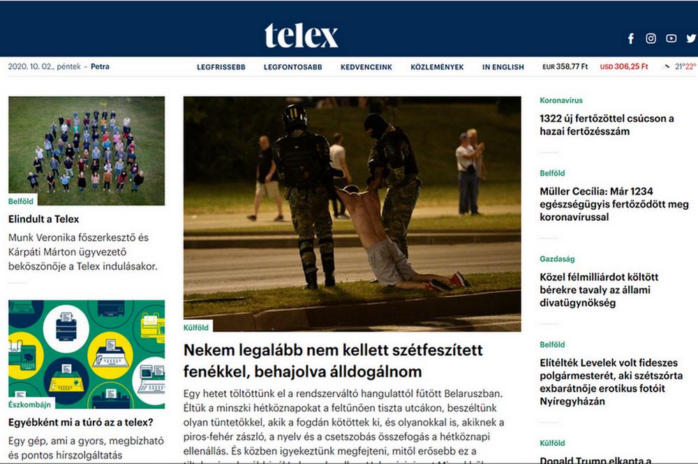 Elindult a Telex - Ugytudjuk.hu